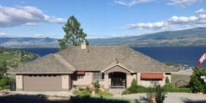 A Lakeview Heights B&B over-looking Okanagan Lake